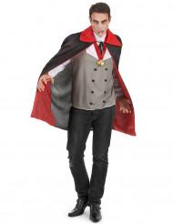 Halloween vampyrkostume grå til mænd
