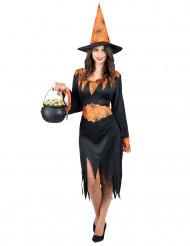 Edderkoppeheks kostume kvinde