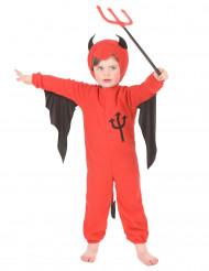 Djævel - udklædning til børn Halloween