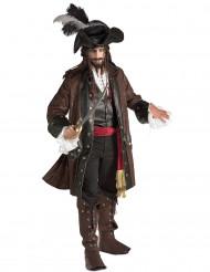 Kostume karibisk pirat mand