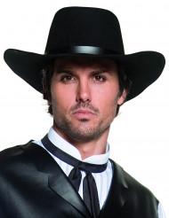 Cowboy hat luksus voksen