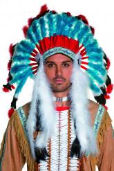 Indianer hovedbeklædning Voksen