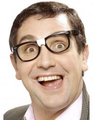 Nørdede briller Voksen