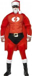 Kostume julemand muskelmand til mænd