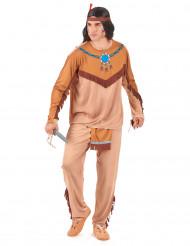 Indianerdragt Mænd