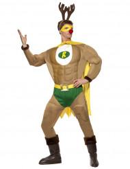 Kostume rensdyr humor til voksne jul