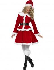 Den smukke julemor - Nissekostume til kvinder