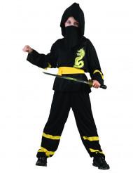 Lysets ninja - Ninjakostume til børn