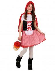 Rødhætte - udklædning til børn