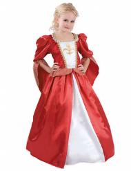 Middelalderprinsesse udklædning til børn