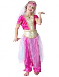 Orientalsk danserindeudklædning til piger