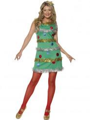 Kostume juletræ med guirlander til kvinder jul