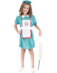 Sygeplejerskekostume piger