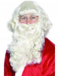 Skæg og paryk julemand