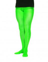 Grønne strømpebukser til mænd