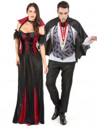 Parkostume vampyrer Halloween