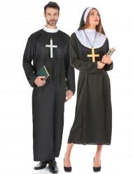 Parkostume religiøst par