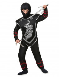 Stjerne ninja - Ninjakostume til drenge