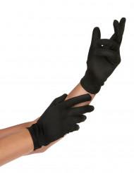 Sorte handsker Voksen
