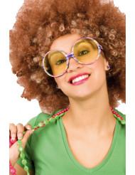 Hippiebriller Voksen