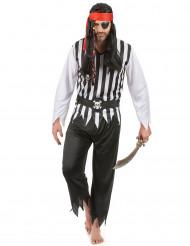 Mr. Danger - Piratkostume til mænd