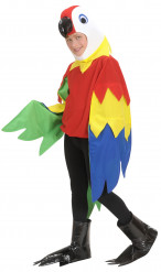 Papegøjekostume drenge