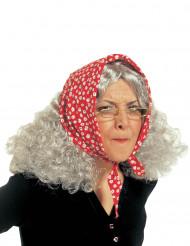 Paryk ældre dame