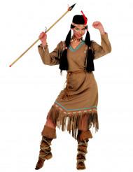 Wild - Indianerkostume til kvinder