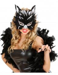 Katte maske til voksne