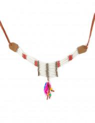 Indianer halskæde til dame