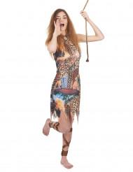 Kostume junglekvinde
