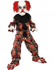 Klovne Kostume Skræmmende Halloween til børn