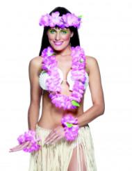 Kit lyserød Hawaii