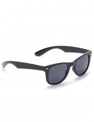 Sorte 50er briller til voksne