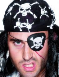 Øjeklap til pirat til voksne