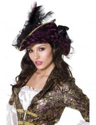 Lilla pirat hat til dame