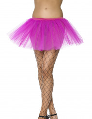 Pink ballerinaskørt til damer