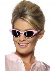 Lyserøde briller til voksne