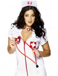 Hjerteformet stetoskop