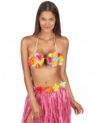 Bikini Overdel med blomster