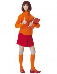 Kostume Velma™ Scooby Doo™ kvinde