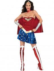 Wonder Woman™-kostume voksen