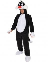 Katten Sylvester™ Looney Tunes - kostume voksen