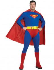 Kostume Superman™ (Supermand) Stor størrelse herre