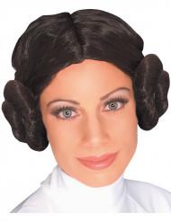 Prinsesse Leia Star Wars™ paryk voksen