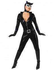 Catwoman™ sort udklædning til kvinder