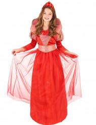 Middelalderdronning kostume piger