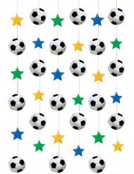 Ophæng fodbold dekoration
