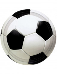 Fodbold tallerkener