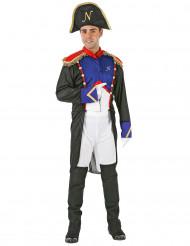 Kejser Napoleon-kostume voksen